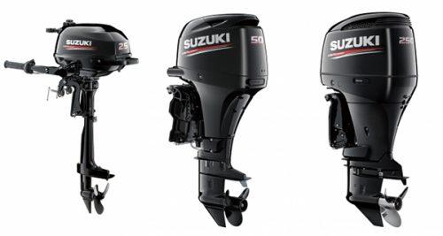 Moteur Suzuki